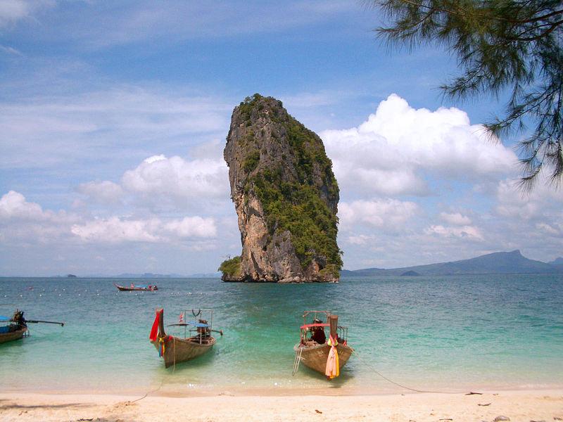 В 2011-2012 году Таиланд посетило почти 2 миллиона россиян, фото Jason Hutchens, wikimedia.org