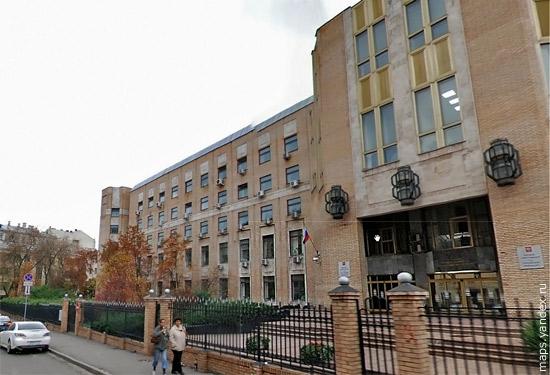 ВАС РФ не в первый раз озадачивается проблемой незаконных банковских комиссий. В 2009 году именно по решению ВАС РФ была признана незаконной комиссия за ведение ссудного счета, фото: maps.yandex.ru