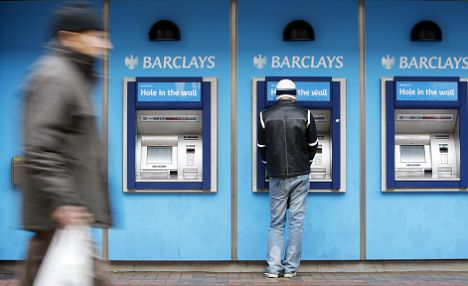 BRITAIN-FINANCE-ECONOMY-BANKING-JOBS-BARCLAYS
